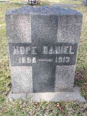 DANIEL, HOPE - Los Angeles County, California | HOPE DANIEL - California Gravestone Photos