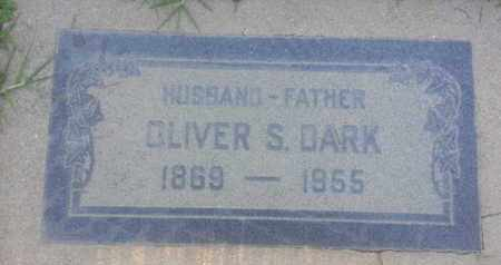 DARK, OLIVER - Los Angeles County, California | OLIVER DARK - California Gravestone Photos
