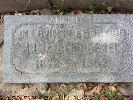 DEUEL, JULIA BELL - Los Angeles County, California | JULIA BELL DEUEL - California Gravestone Photos