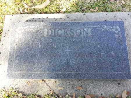DICKSON, MARY A. - Los Angeles County, California | MARY A. DICKSON - California Gravestone Photos