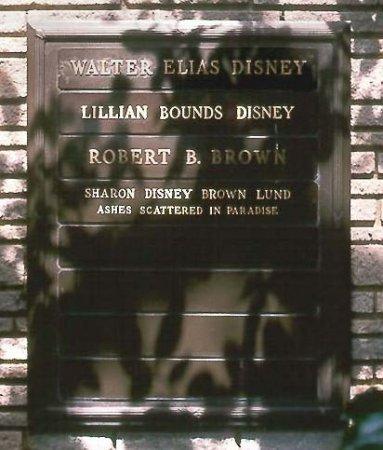 BROWN, ROBERT B - Los Angeles County, California | ROBERT B BROWN - California Gravestone Photos