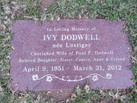 DODWELL, IVY - Los Angeles County, California   IVY DODWELL - California Gravestone Photos