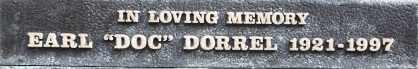 DORREL, EARL - Los Angeles County, California | EARL DORREL - California Gravestone Photos