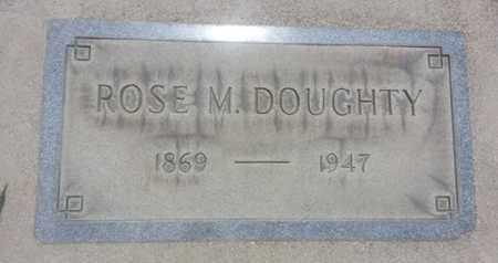 DOUGHTY, ROSE - Los Angeles County, California   ROSE DOUGHTY - California Gravestone Photos