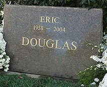 DOUGLAS, ERIC ANTHONY - Los Angeles County, California | ERIC ANTHONY DOUGLAS - California Gravestone Photos
