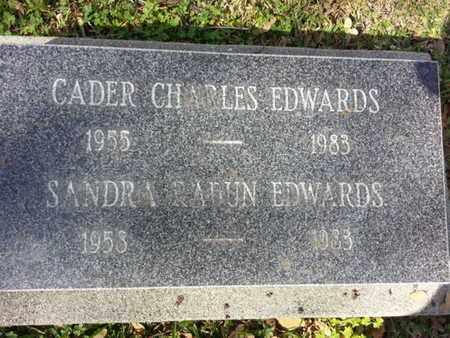EDWARDS, SANDRA - Los Angeles County, California | SANDRA EDWARDS - California Gravestone Photos