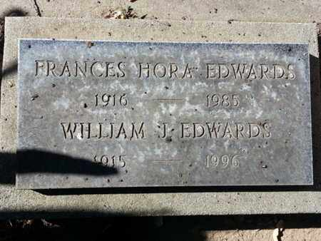 EDWARDS, WILLIAM J. - Los Angeles County, California   WILLIAM J. EDWARDS - California Gravestone Photos