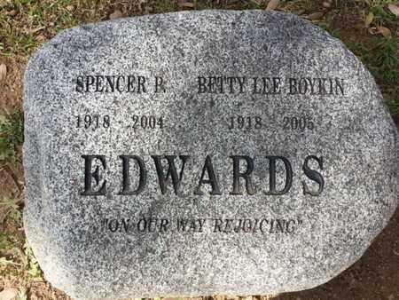 BOYKIN EDWARDS, BETTY LEE - Los Angeles County, California | BETTY LEE BOYKIN EDWARDS - California Gravestone Photos