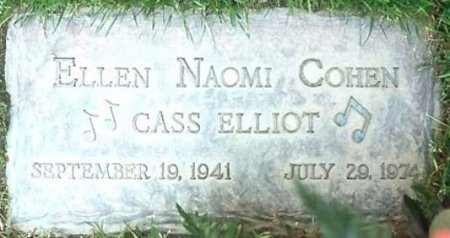 COHEN, ELLEN NAOMI - Los Angeles County, California   ELLEN NAOMI COHEN - California Gravestone Photos