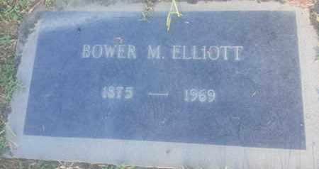 ELLIOTT, BOWER - Los Angeles County, California   BOWER ELLIOTT - California Gravestone Photos