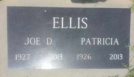 ELLIS, JOE - Los Angeles County, California | JOE ELLIS - California Gravestone Photos