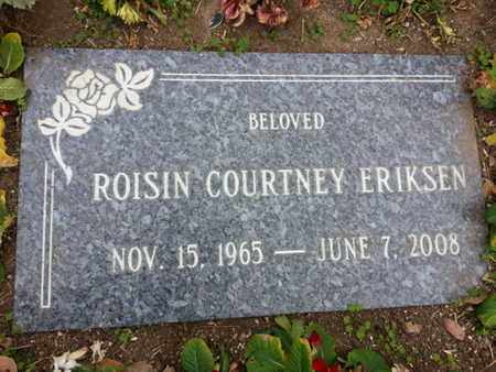 ERIKSEN, ROISIN CORTNEY - Los Angeles County, California | ROISIN CORTNEY ERIKSEN - California Gravestone Photos