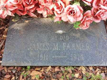FARMER, JAMES M. - Los Angeles County, California | JAMES M. FARMER - California Gravestone Photos