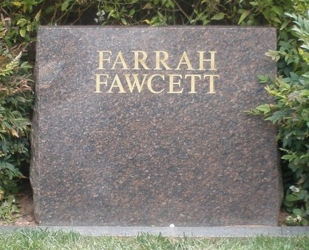 FAWCETT, FARRAH LENI  (ACTOR) - Los Angeles County, California | FARRAH LENI  (ACTOR) FAWCETT - California Gravestone Photos