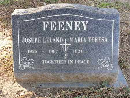 FEENEY, JOSEPH LELAND - Los Angeles County, California | JOSEPH LELAND FEENEY - California Gravestone Photos