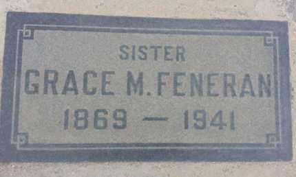 FENERAN, GRACE - Los Angeles County, California | GRACE FENERAN - California Gravestone Photos