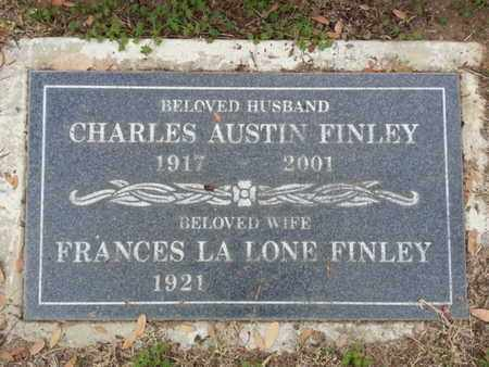 FINLEY, CHARLES AUSTIN - Los Angeles County, California | CHARLES AUSTIN FINLEY - California Gravestone Photos