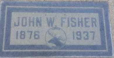 FISHER, JOHN - Los Angeles County, California   JOHN FISHER - California Gravestone Photos