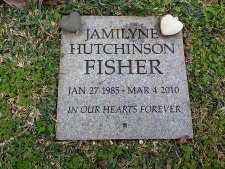 FISHER, JAMILYNE - Los Angeles County, California | JAMILYNE FISHER - California Gravestone Photos