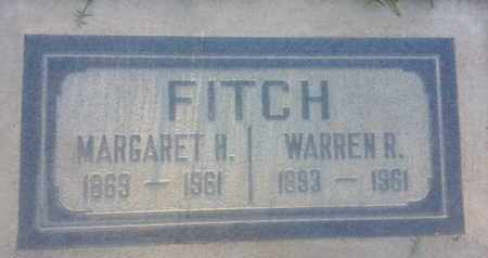 FITCH, MARGARET - Los Angeles County, California   MARGARET FITCH - California Gravestone Photos