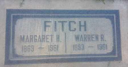 FITCH, WARREN - Los Angeles County, California | WARREN FITCH - California Gravestone Photos
