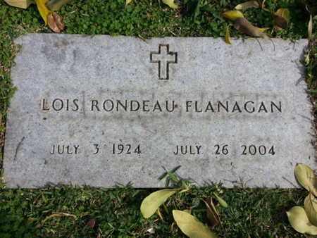 FLANAGAN, LOIS - Los Angeles County, California | LOIS FLANAGAN - California Gravestone Photos