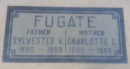 FUGATE, CHARLOTTE - Los Angeles County, California | CHARLOTTE FUGATE - California Gravestone Photos