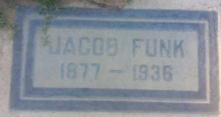 FUNK, JACOB - Los Angeles County, California | JACOB FUNK - California Gravestone Photos