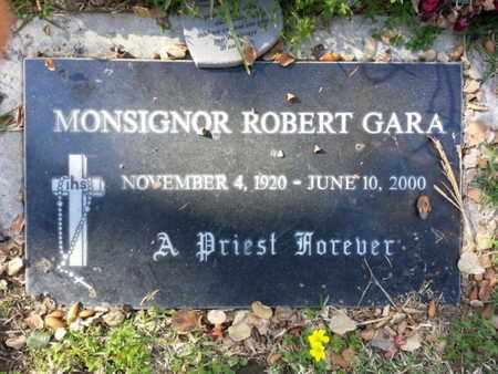 GARA, ROBERT - Los Angeles County, California | ROBERT GARA - California Gravestone Photos