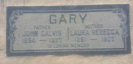 GARY, LAURA - Los Angeles County, California | LAURA GARY - California Gravestone Photos