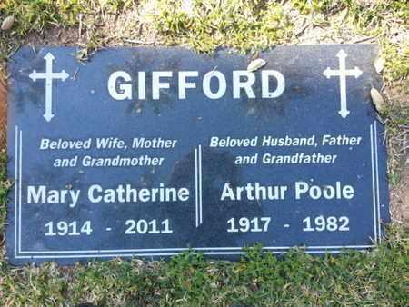 GIFFORD, ARTHUR - Los Angeles County, California | ARTHUR GIFFORD - California Gravestone Photos