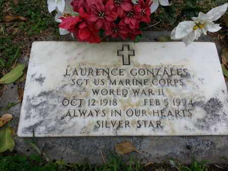 GONZALES, LAURENCE - Los Angeles County, California | LAURENCE GONZALES - California Gravestone Photos