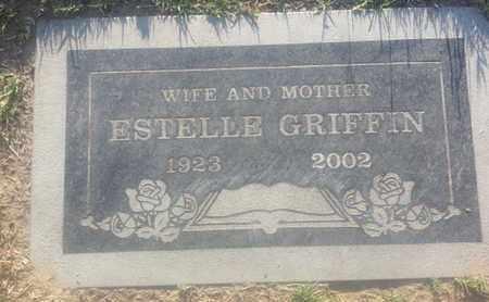 GRIFFIN, ESTELLE - Los Angeles County, California | ESTELLE GRIFFIN - California Gravestone Photos