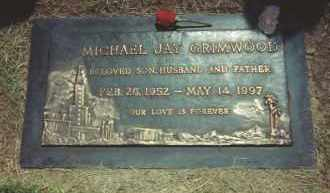 GRIMWOOD, MICHAEL JAY - Los Angeles County, California | MICHAEL JAY GRIMWOOD - California Gravestone Photos