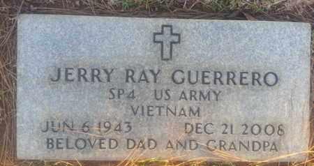 GUERRERO, JERRY - Los Angeles County, California | JERRY GUERRERO - California Gravestone Photos