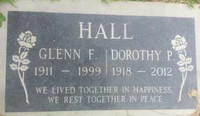 HALL, GLENN - Los Angeles County, California | GLENN HALL - California Gravestone Photos