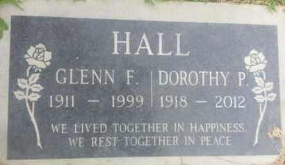 HALL, DOROTHY - Los Angeles County, California | DOROTHY HALL - California Gravestone Photos