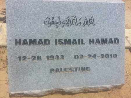 HAMAD, HAMAD - Los Angeles County, California | HAMAD HAMAD - California Gravestone Photos