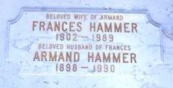 TOLMAN HAMMER, FRANCES BARRETT - Los Angeles County, California | FRANCES BARRETT TOLMAN HAMMER - California Gravestone Photos