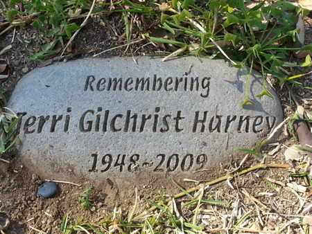 HARNEY, TERRI - Los Angeles County, California | TERRI HARNEY - California Gravestone Photos