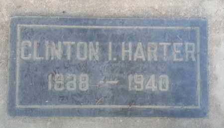 HARTER, CLINTON - Los Angeles County, California   CLINTON HARTER - California Gravestone Photos