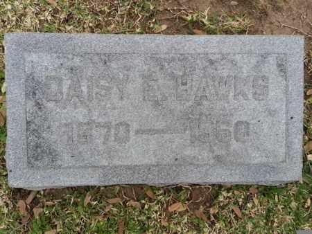 HAWKS, DAISY E. - Los Angeles County, California | DAISY E. HAWKS - California Gravestone Photos