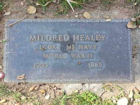 HEALEY, MILDRED  [WWII] - Los Angeles County, California   MILDRED  [WWII] HEALEY - California Gravestone Photos
