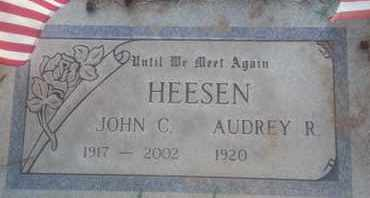 HEESEN, JOHN - Los Angeles County, California | JOHN HEESEN - California Gravestone Photos