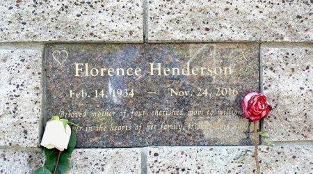 HENDERSON, FLORENCE AGNES  (ACTOR) - Los Angeles County, California   FLORENCE AGNES  (ACTOR) HENDERSON - California Gravestone Photos