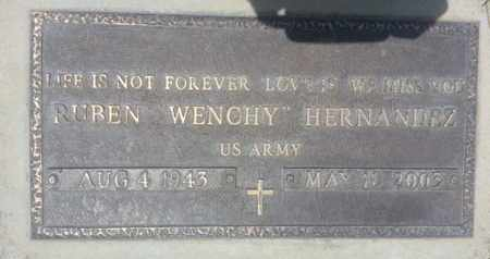 HERNANDEZ, RUBEN - Los Angeles County, California | RUBEN HERNANDEZ - California Gravestone Photos