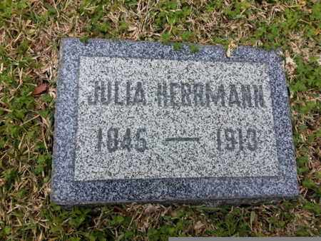 HERRMANN, JULIA - Los Angeles County, California | JULIA HERRMANN - California Gravestone Photos