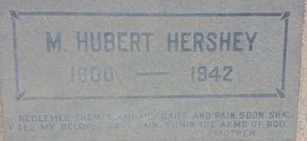 HERSHEY, M. - Los Angeles County, California | M. HERSHEY - California Gravestone Photos