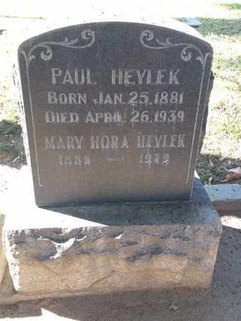 HEYLEK, PAUL - Los Angeles County, California | PAUL HEYLEK - California Gravestone Photos