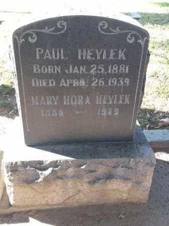 HEYLEK, MARY - Los Angeles County, California | MARY HEYLEK - California Gravestone Photos